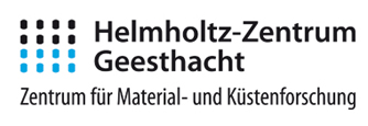 Logo of the Helmholtz Zentrum Geesthacht